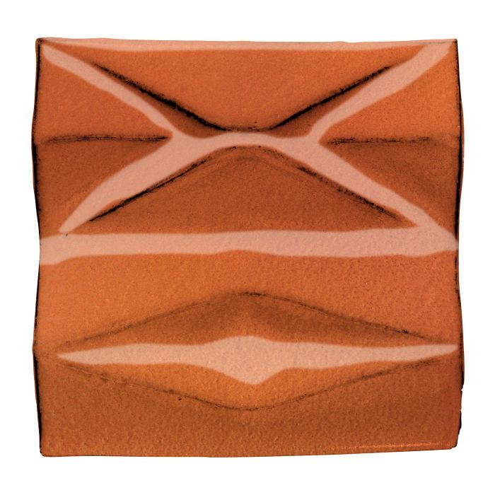 6x6 Ceramic Compton Spanish Brown