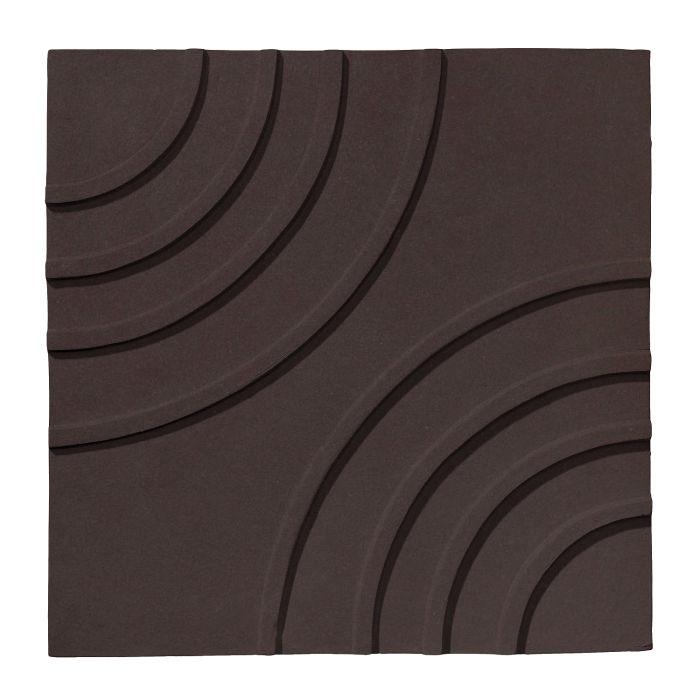 6x6 Ceramic Target Tile Abyss 433u