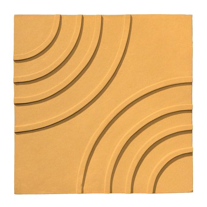 6x6 Ceramic Target Tile Custard 7403u