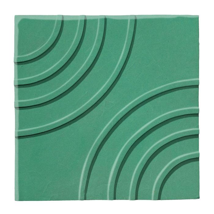 6x6 Ceramic Target Tile Kale 7723c