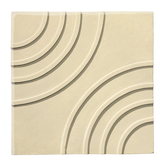 6x6 Ceramic Target Tile Light Lemon 7499c