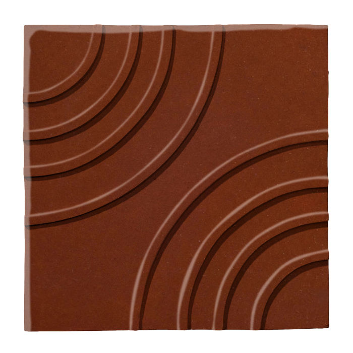 Mocha Colored Walls: Series: Ceramic-3D-Wall-Cladding, Color: Mocha-7581c