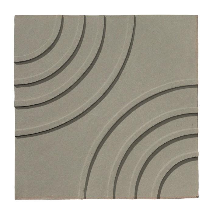 6x6 Ceramic Target Tile Rhino 418u