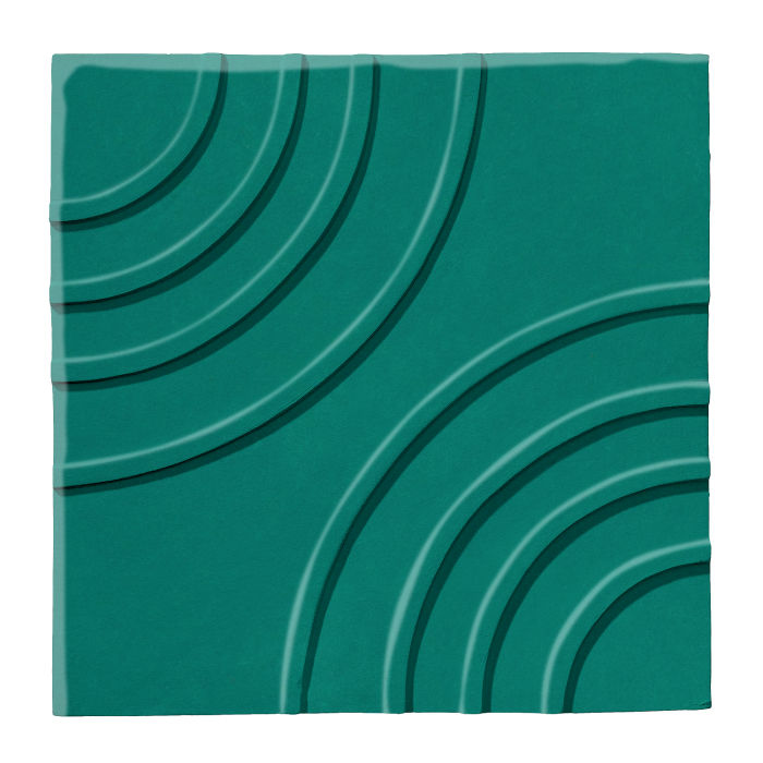 6x6 Ceramic Target Tile Varidian 7721c