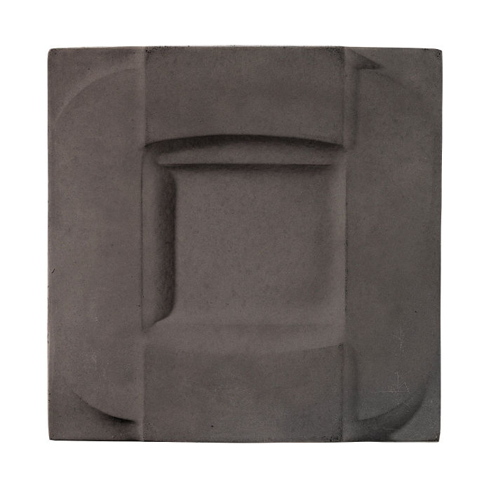 6x6 Buckle Charcoal