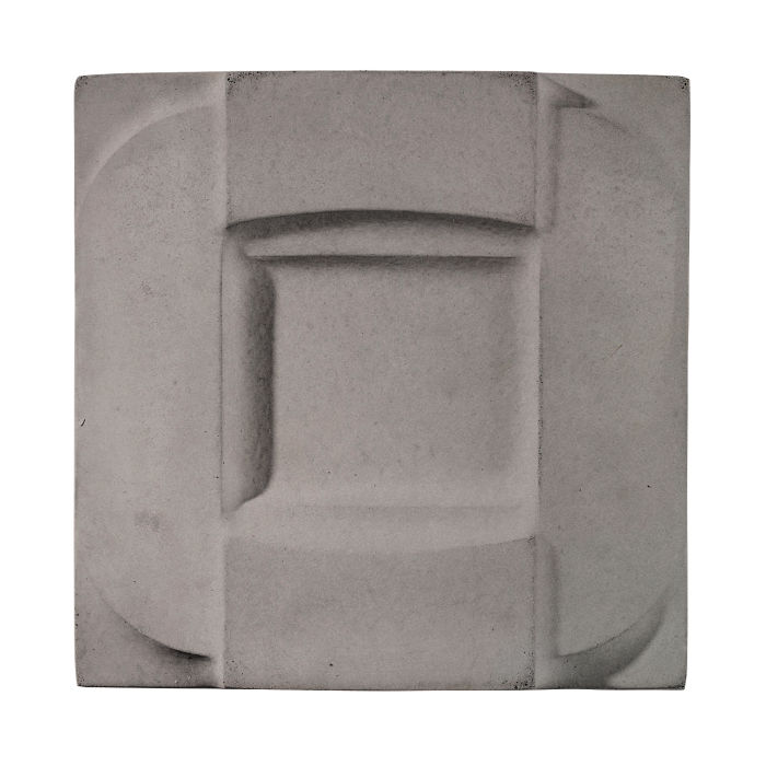 6x6 Buckle Sidewalk Gray