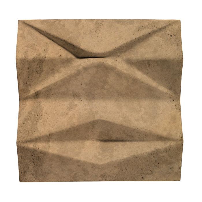 6x6 Compton Caqui Limestone