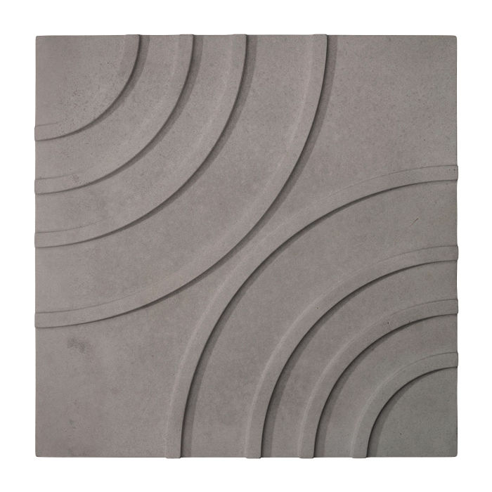 16x16 Target Tile Sidewalk Gray