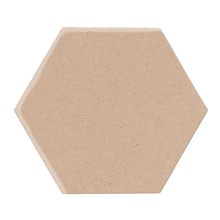 12x12 Monrovia Hexagon Beach Sand WG1c