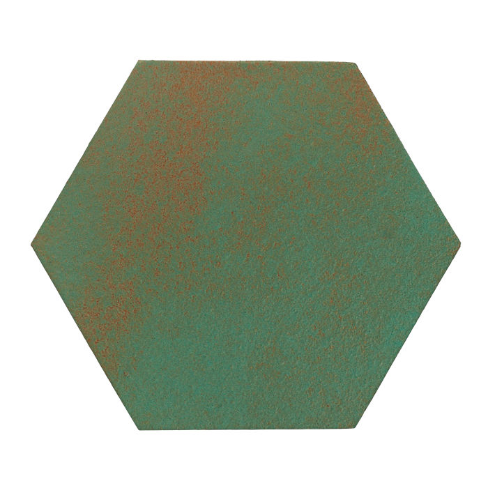 12x12 Monrovia Hexagon Copper