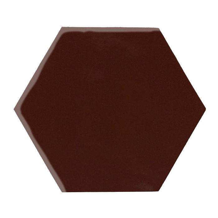 12x12 Monrovia Hexagon Cordovan 476c