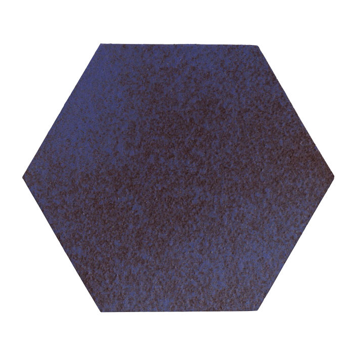 12x12 Monrovia Hexagon Persian Blue
