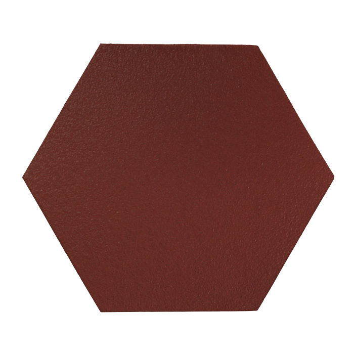 12x12 Monrovia Hexagon Pueblo Red