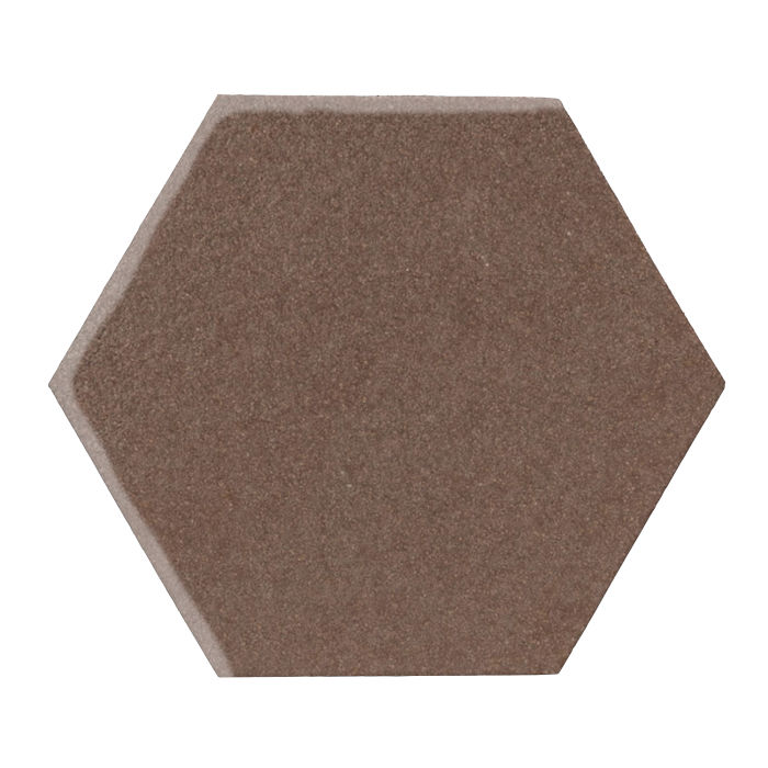 12x12 Monrovia Hexagon Suede 405c
