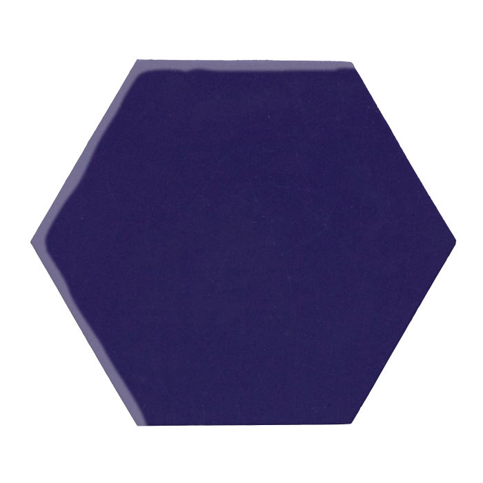 12x12 Monrovia Hexagon Ultramarine 2758c