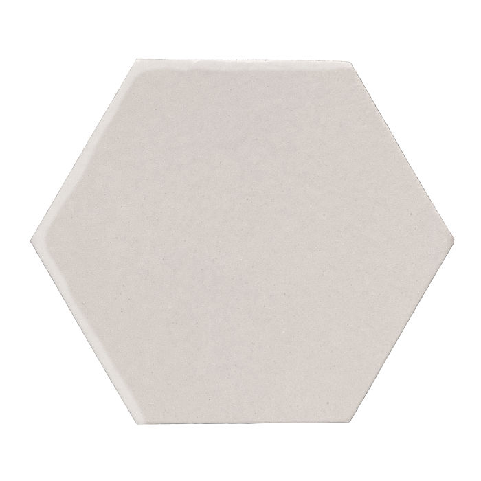 12x12 Monrovia Hexagon Pure White