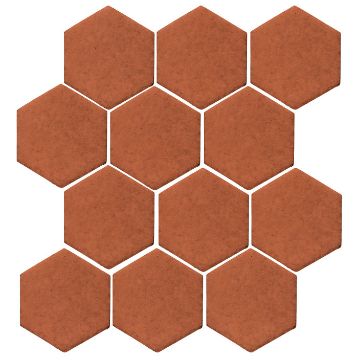 4x4 Monrovia Hexagon Chocolate Bar 175u