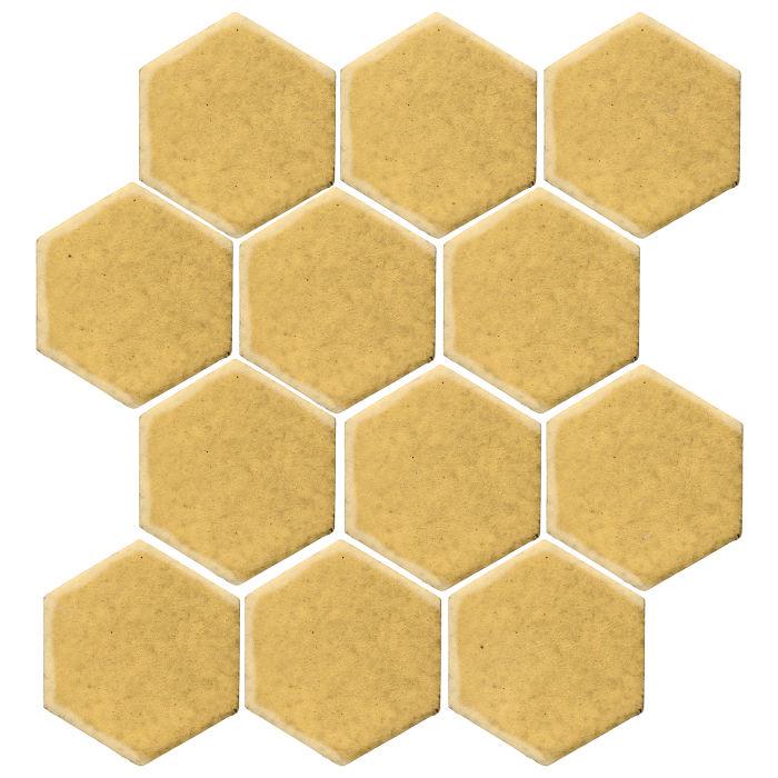 4x4 Monrovia Hexagon Lemon Scent
