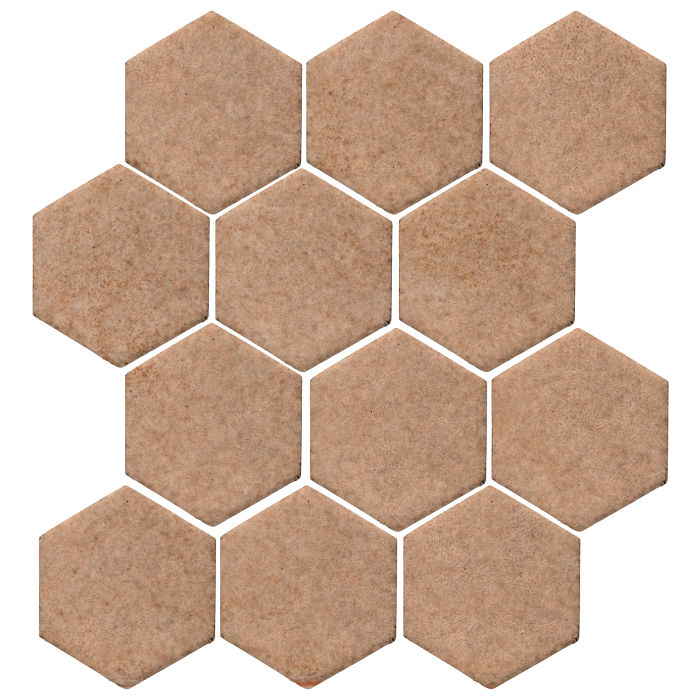 4x4 Monrovia Hexagon Nut Shell 7504u