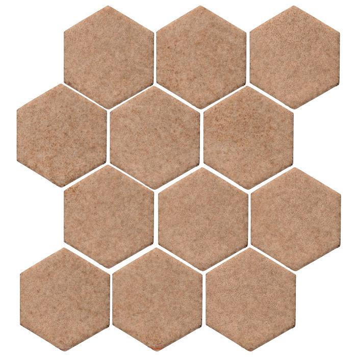 4x4 Monrovia Hexagon Nut Shell 7504u