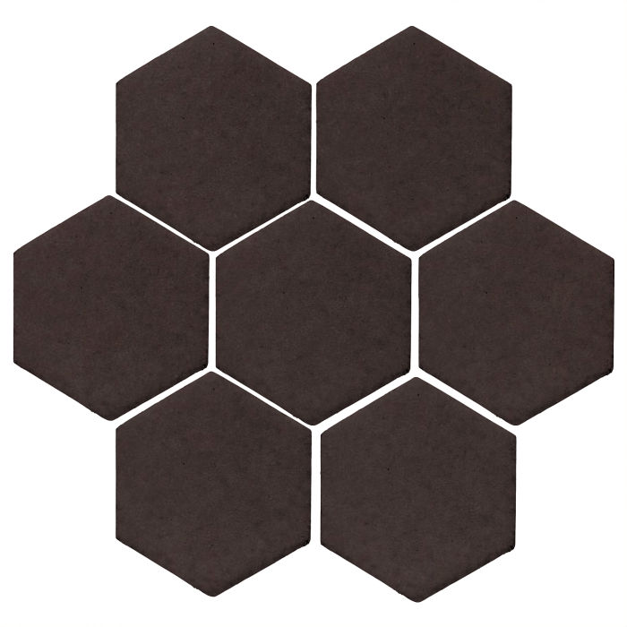 6x6 Monrovia Hexagon Abyss 433u