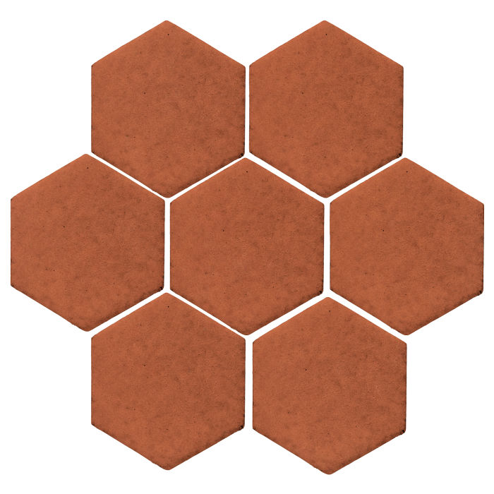 6x6 Monrovia Hexagon Chocolate Bar 175u