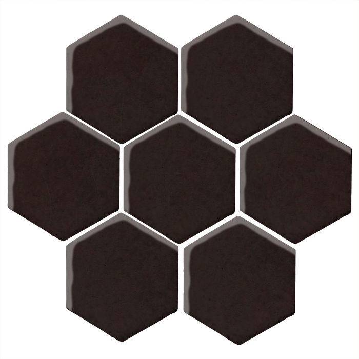 6x6 Monrovia Hexagon Licorice