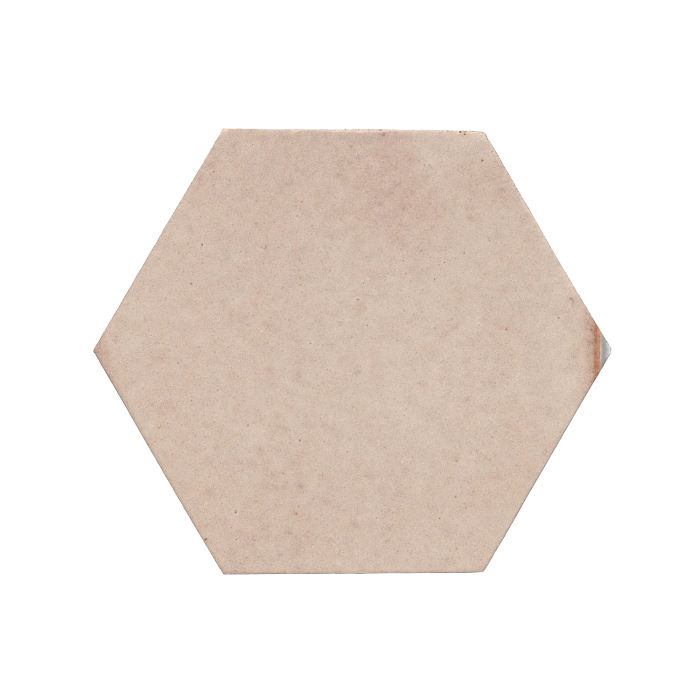 8x8 Monrovia Hexagon Alabaster CG1u