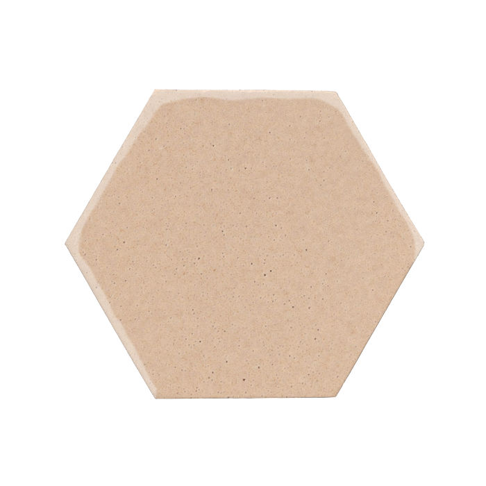 8x8 Monrovia Hexagon Beach Sand WG1c