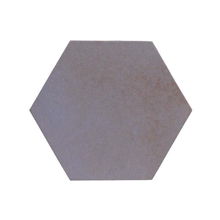 8x8 Monrovia Hexagon Black and Blue