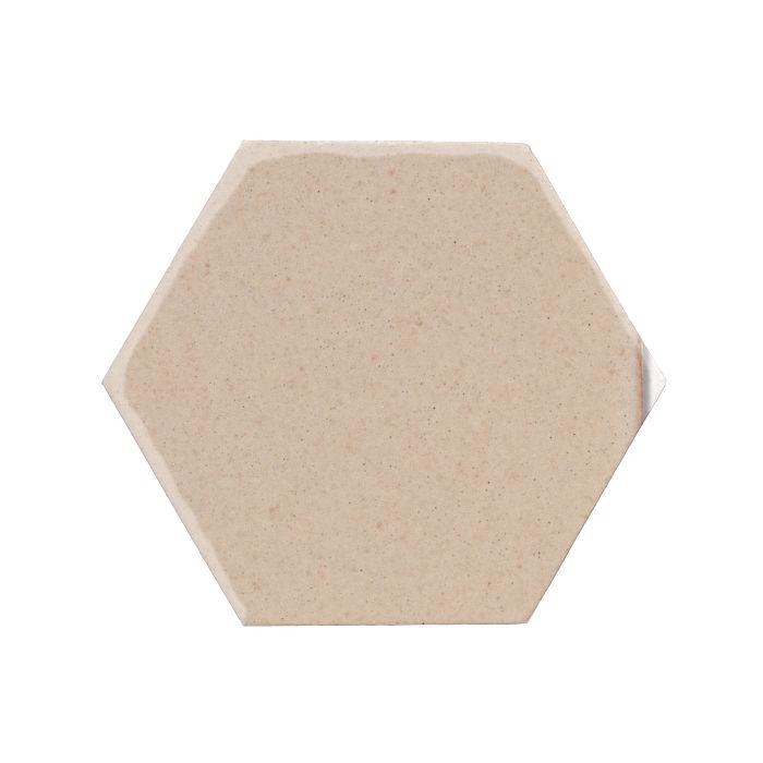 8x8 Monrovia Hexagon Champagne 482c
