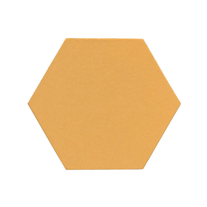8x8 Monrovia Hexagon Custard 7403u