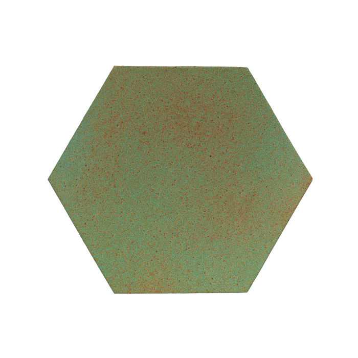 8x8 Monrovia Hexagon Light Copper
