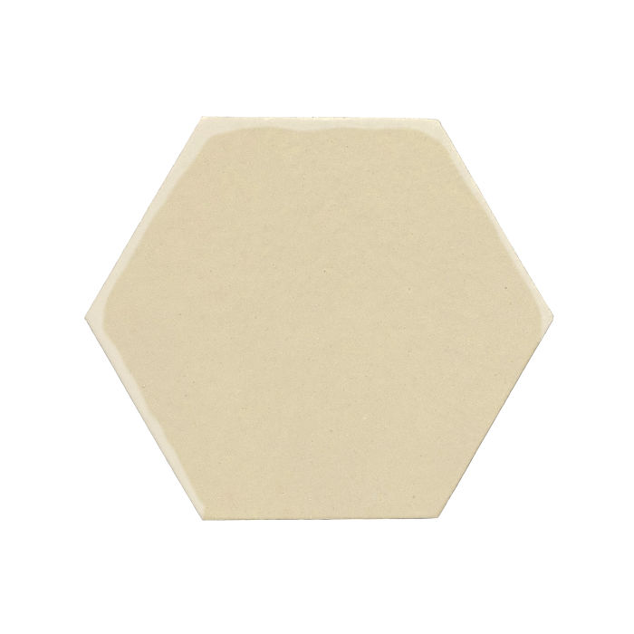 8x8 Monrovia Hexagon Light Lemon 7499c