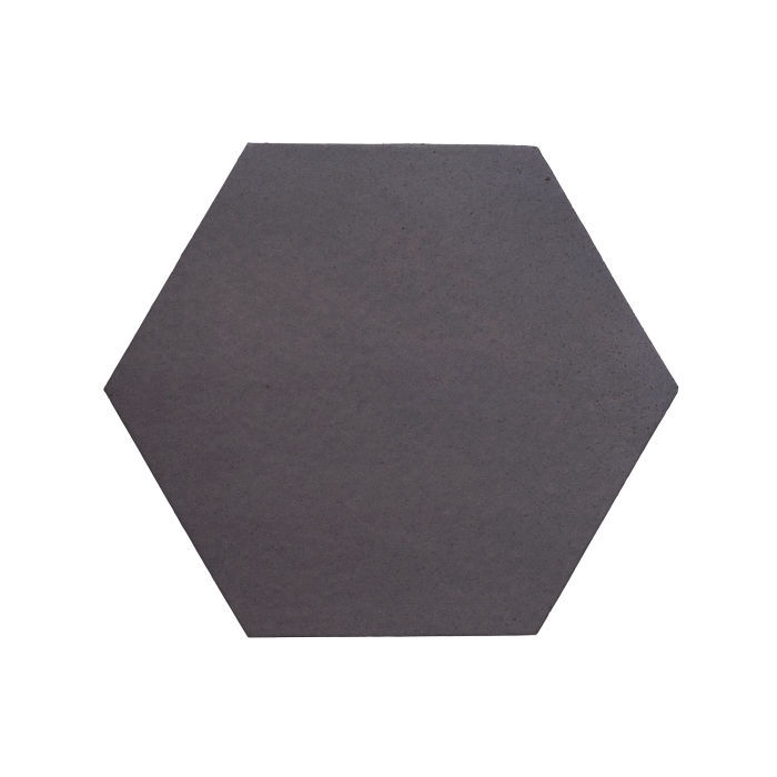 8x8 Monrovia Hexagon May Gray