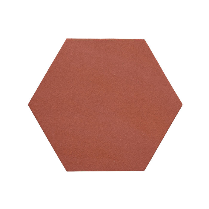 8x8 Monrovia Hexagon Monrovia Red