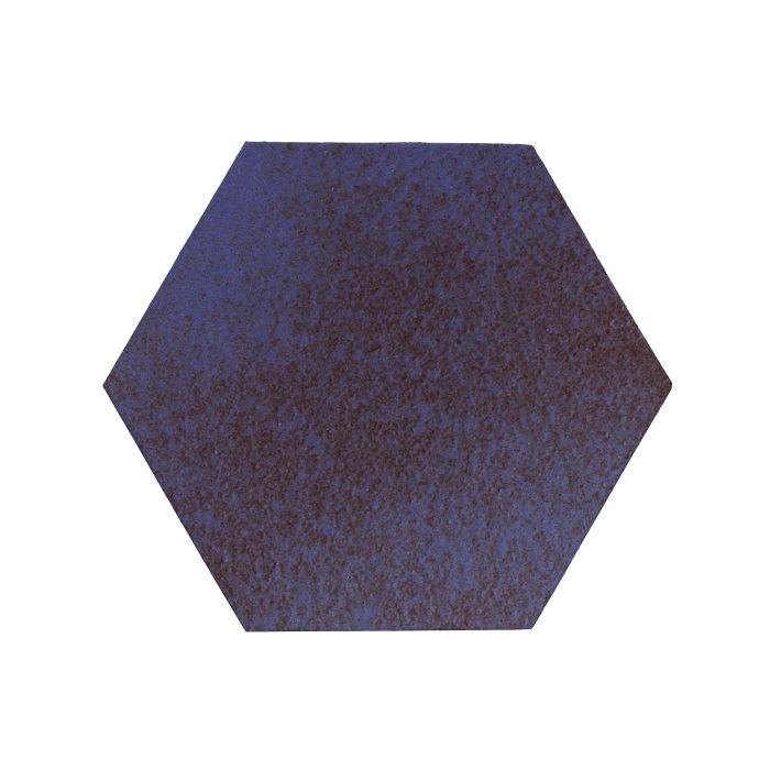 8x8 Monrovia Hexagon Persian Blue