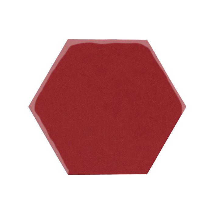 8x8 Monrovia Hexagon Pinot Noir 7642c