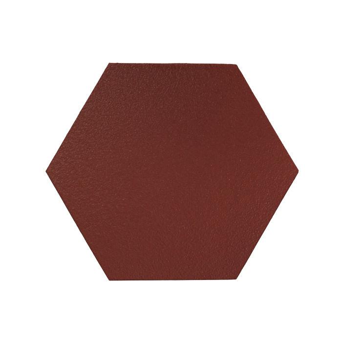 8x8 Monrovia Hexagon Pueblo Red
