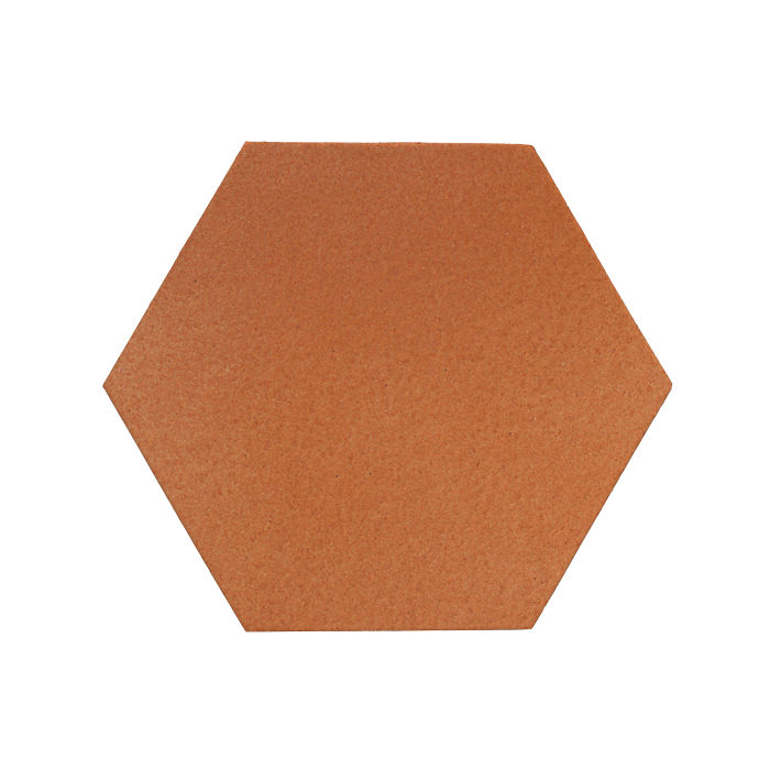 8x8 Monrovia Hexagon Red Iron