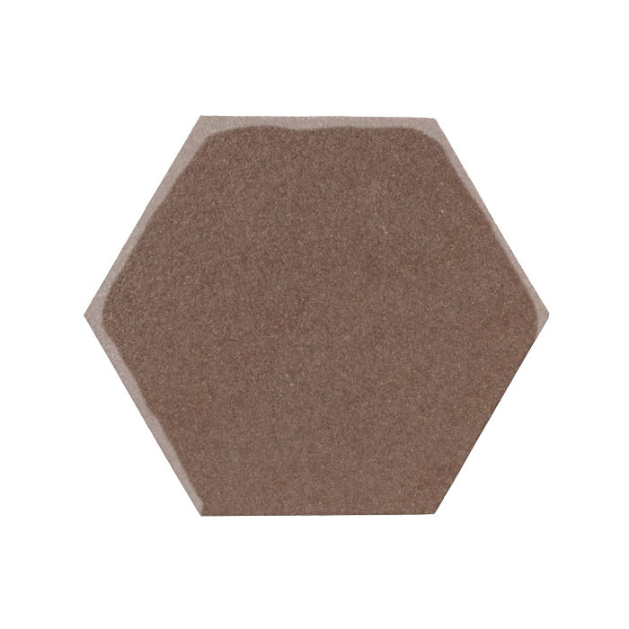 8x8 Monrovia Hexagon Suede 405c