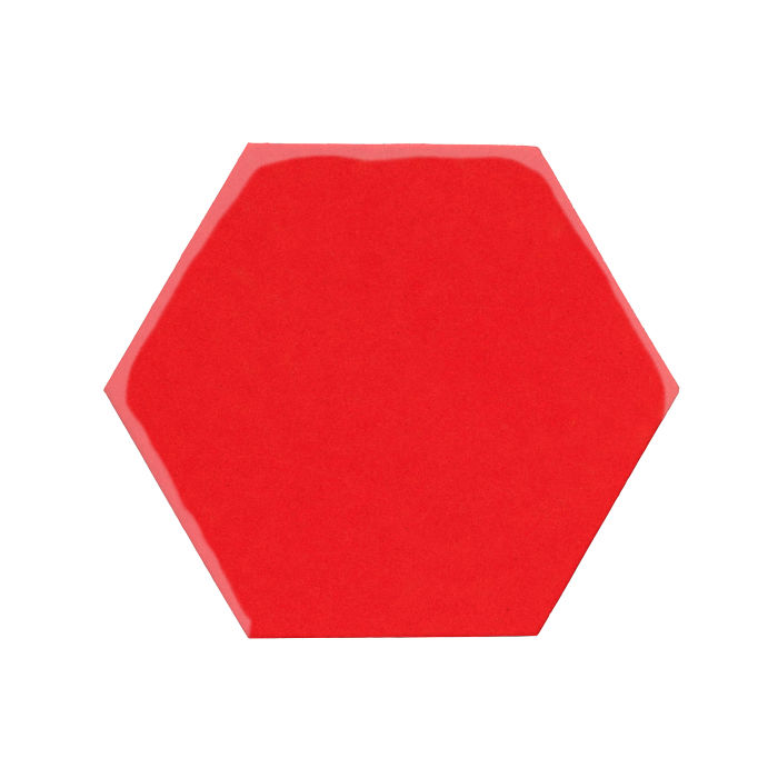 8x8 Monrovia Hexagon Watermelon 7619c