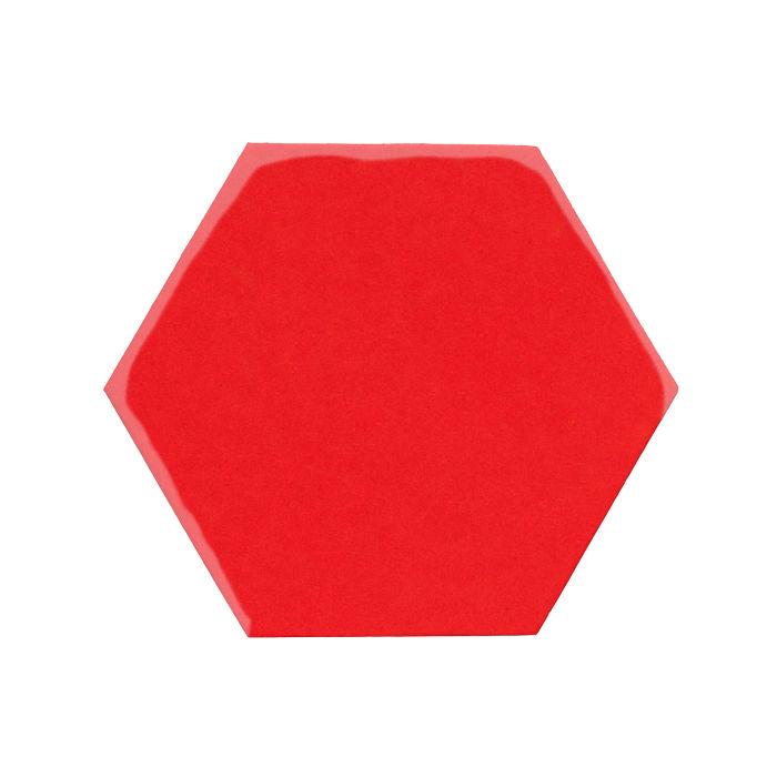8x8 Monrovia Hexagon Watermelon 7619c