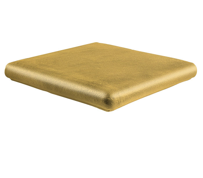 12x12 Monrovia LBX Stairtread Corner Gold Rush