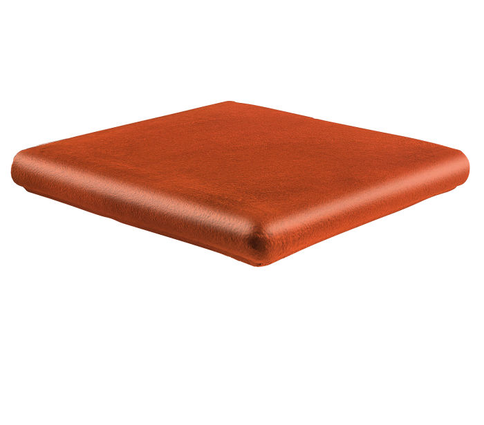 12x12 Monrovia LBX Stairtread Corner Hazard Orange