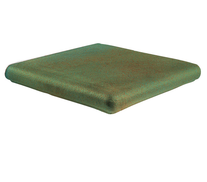 12x12 Monrovia LBX Stairtread Corner Light Copper