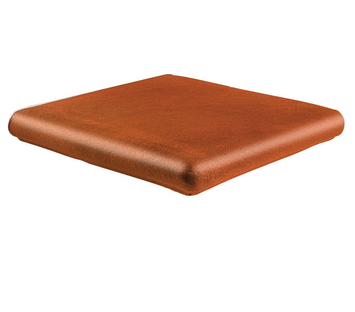 12x12 Monrovia LBX Stairtread Corner Spanish Brown
