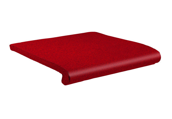 12x12 Monrovia LBX Stairtread Cadmium Red 202c
