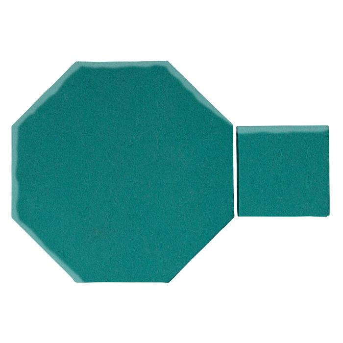 10x10 Monrovia Octagon Set Real Teal 5483c