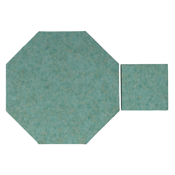 12x12 Monrovia Octagon Set Aqua 5503u